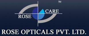 Rose Opticals, Palayam's Logo