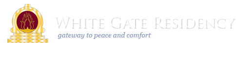 White Gate Residency's Logo
