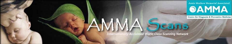 AMMA Scans, Vaikom's Logo