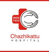Chazhikattu Hospital, Thodupuzha's Logo