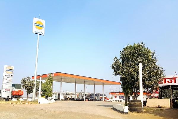 Indian Oil Petrol Pump's Logo