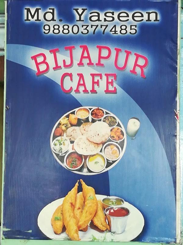 Bijapur cafe, Zalki's Logo