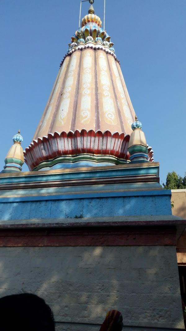 Chokhamela Samadhi, Mangalwedha's Logo