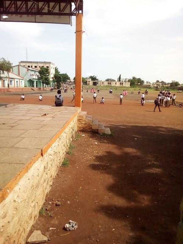 English School Mangalwedha, Mangalwedha's Logo