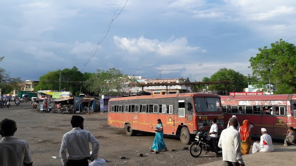 Mangalwedha Bus Stand, Mangalwedha's Logo