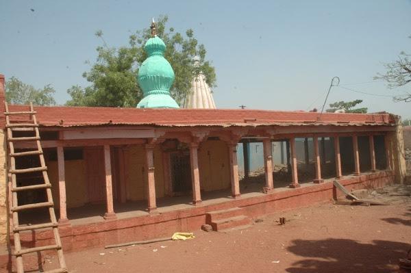 Shri Khandoba Mandir, Mangalwedha's Logo