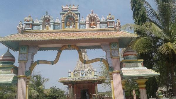 Vittal Rukumini Temple Jevoor, Jevoor's Logo