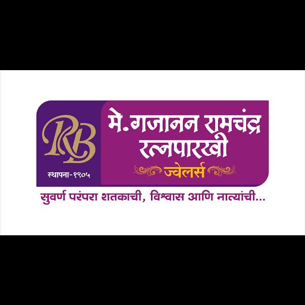 Gajanan Ramchandra Ratnaparkhi Jewellers, Solapur's Logo