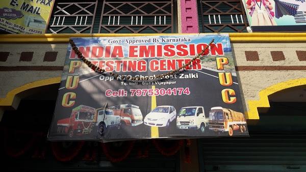 PUC TESTING CENTER ZALAKI, Zalki's Logo