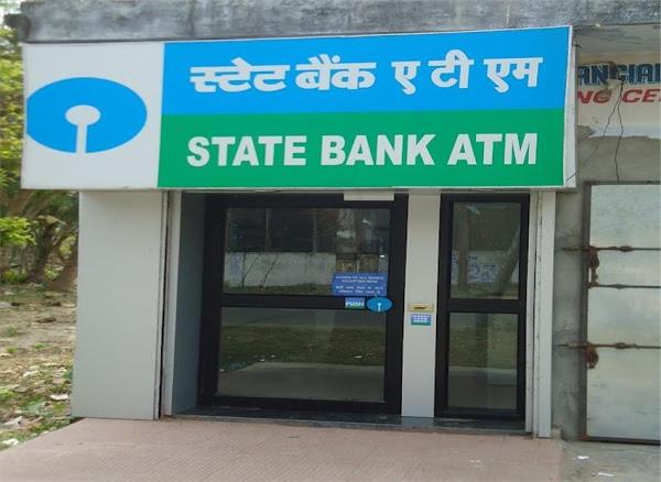 SBI ATM, Mangalwedha's Logo